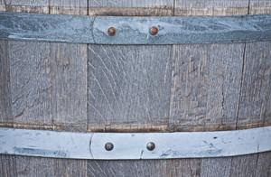 Vintage Barrell Wooden