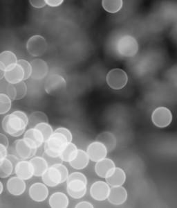 Vintage Blur Bubbles