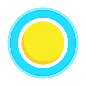 Vintage Circle Design
