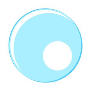 Vintage Circle Tag