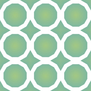 Vintage Circles Background