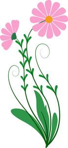 Vintage Decor Flower