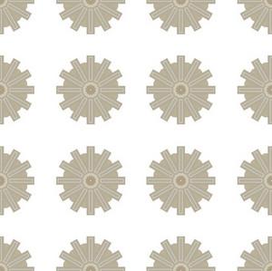 Vintage Design Floral Pattern