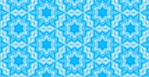 Vintage Design Stars Pattern