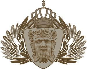 Vintage Emblem Vector Illustration