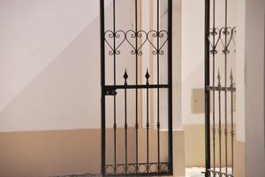 Vintage Entrance Gate