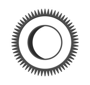 Vintage Gear Wheel