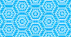 Vintage Kaleidoscope Design Art