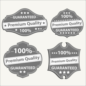 Vintage Labels Vectors