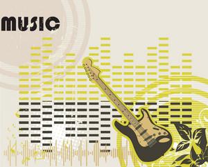 Vintage Music Flyer