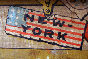 Vintage New York Logo