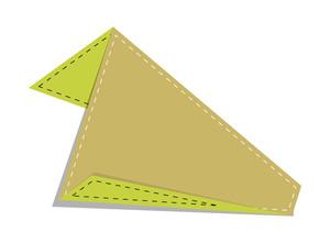 Vintage Origami Paper Design