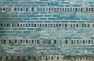 Vintage Paper Grunge Bricks
