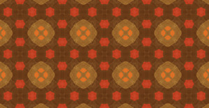 Vintage Pattern Design Vector Backdrop