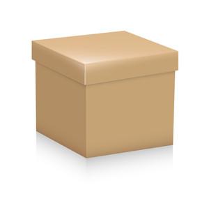 Vintage Present Box