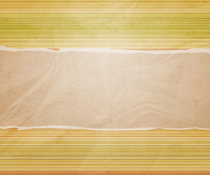 Vintage Torn Paper Background