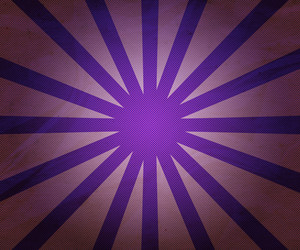Vintage Violet Rays Background