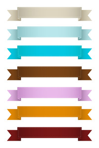 Vintage Web Ribbons