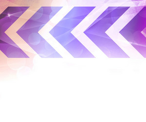 Violet Abstract Arrows Background