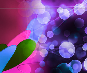 Violet Abstract Background Image