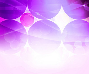 Violet Abstract Circle Background