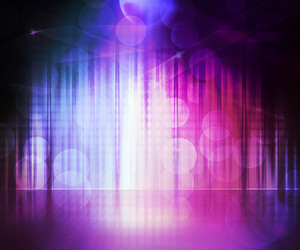 Violet Abstract Stage Background