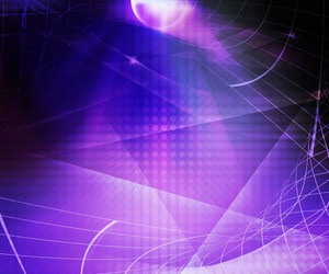 Violet Abstract Technology Background