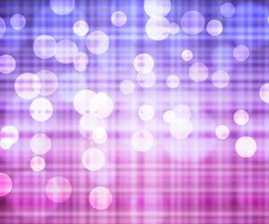 Violet Bokeh Texture