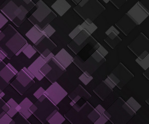 Violet Dark Squares Background