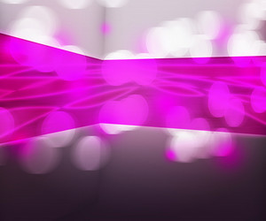 Violet Data Transfer Abstract Background