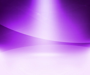 Violet Glow Abstract Background