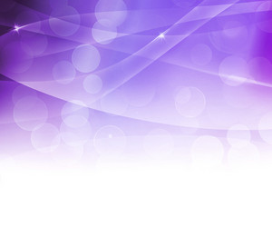 Violet Soft Abstract Background