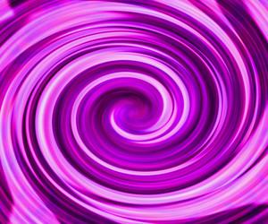 Violet Swirl Background