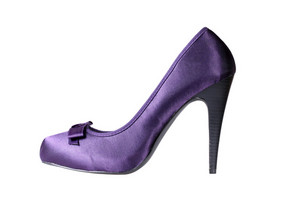 Violet Women's Heel Shoe