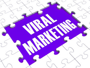 Viral Marketing Showing Advertising Strategies
