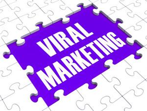 Viral Marketing Showing Advertising Strategies