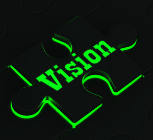 Vision Puzzle Shows Future Missions