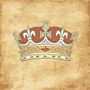 Vitage Crown