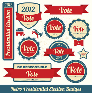 Vote - Us Presidential Election Design