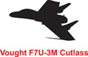 Vought F7u-3m Cutlass