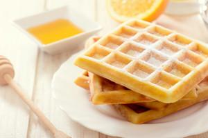 Sweet Belgian Waffles