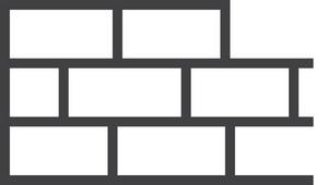 Wall Minimal Icon