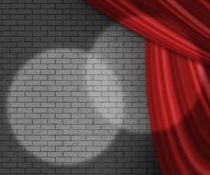 Wall Spotlight Texture