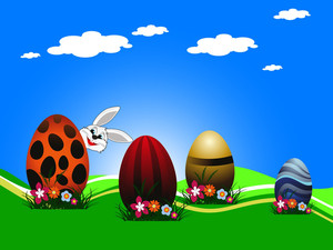 Wallpaper For Easter Day Celebration
