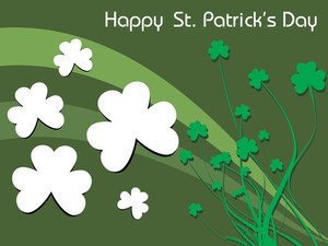 Wallpaper For St Patrick Day Blossom
