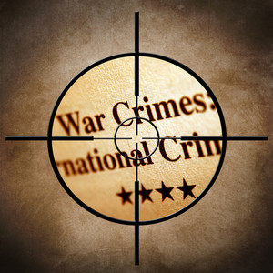 War Crimes Target