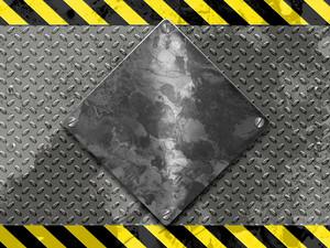Warning Strips Background