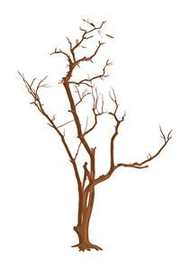 Waste Dead Tree