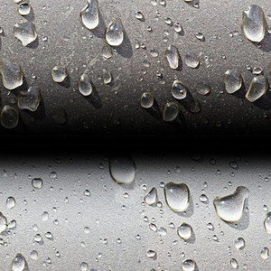 Water Drops Seamless Texture