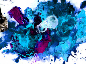Watercolor Art Background